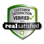 Customer Satisfaction Verified with Real Satisfied