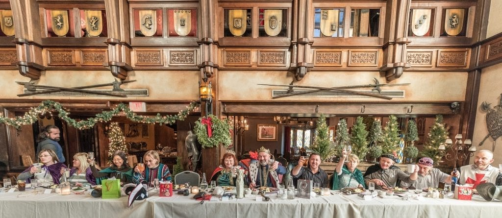 Peace of Mind Holiday Party 2018 at Ciro's