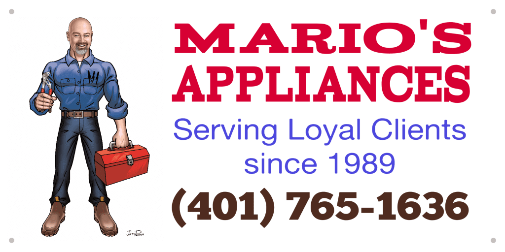 Mario's Sign
